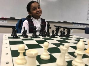 chess students