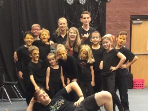 Lion King Jr. Cast