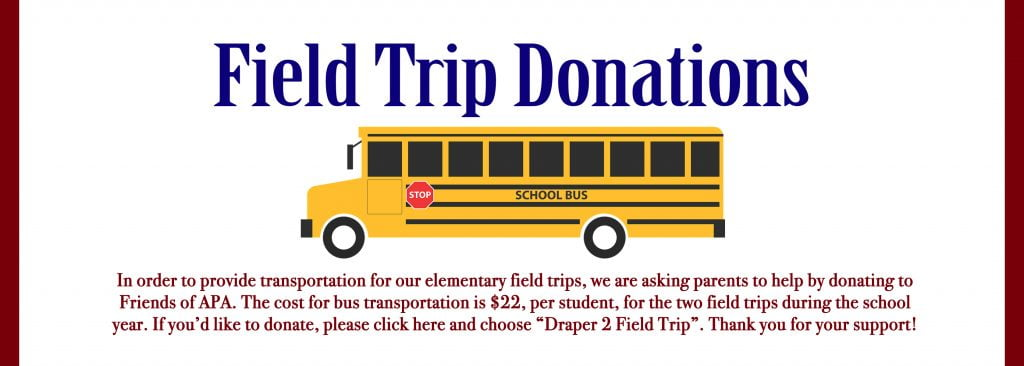 FieldTripDonations